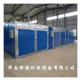 电加热高温烤漆房 高温固化房 喷塑设备 高温烘干房 尺寸定做