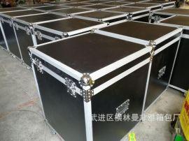 厂家专业生产铝合金航空箱定制大型运输设备航空铝箱密码锁工具箱