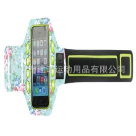 LED跑步手機臂包運動手臂包男女健身裝備臂袋戶外臂帶臂套腕包