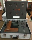 廠家專業定製鋁合金儀器設備鋁箱 黑色航空拉桿鋁箱 軍用航空箱