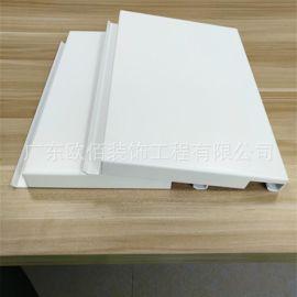 供應2mm密拼無縫勾搭鋁單板天花 吊頂勾搭式鋁單板