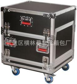 精美仪器展示铝合金箱 道具器材工具箱便携带设备箱保障航空箱