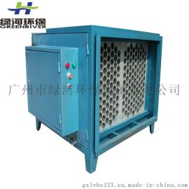 餐饮油烟净化器环保检测保过 厨房油烟处理设备厂家