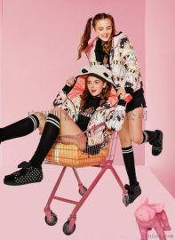 高端羽絨服品牌折扣女裝店就到廣州明浩