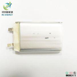 VR眼镜锂电池703048 3.7V1000mAh聚合物锂电池厂家