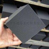 江苏蜂窝状活性炭 喷漆房烤漆房用高吸附蜂窝活性炭