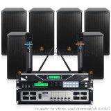 狮乐S62B/BX112会议室效果器功放话筒套装背景音乐舞台教室商超音响功放套装