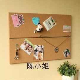 软木厂家直销软木板软木板卷材5mm软木板学校宣传栏软木板