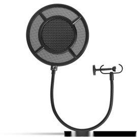 私模PS-1创意麦克风防喷网 主播直播防风装备