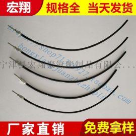 单层/双层纤维编织增强层树脂软管厂家直销高压油管