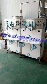 半自动香油灌装生产线山茶油灌装机麻油灌装机