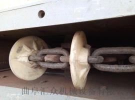圆形管链盘片厂家推荐 耐磨耐腐蚀工程塑料
