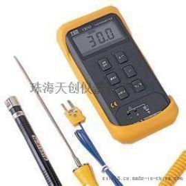台湾泰仕TES-1300热电偶温度计,数字式温度表