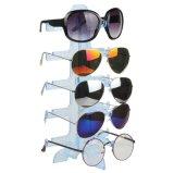 拆装亚克力展示架分层陈列架太阳镜眼镜架子展示柜