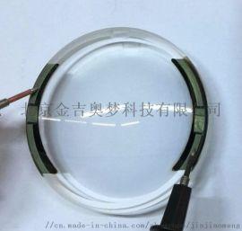 ITO透明导电屏蔽镀膜玻璃
