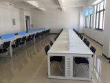 学生培训桌客桌钢架桌子订做