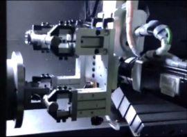 拉杆/转向摇臂/平衡杆车床加工上下料机械手