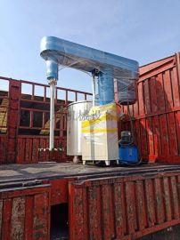 河北吴桥供应不锈钢液压升降分散机天城机械厂家直销