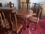 成都古典家具定制 天成明清仿古家具廠 成都新中式實木家具加工 辦公桌 大臺