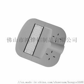 厂家供应新款LED路灯外壳 国标模组路灯套件