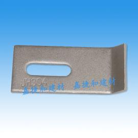 深圳石材干挂件现货石材幕墙挂件低价直销