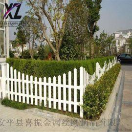白色草坪护栏、公路草坪护栏、草坪护栏生产