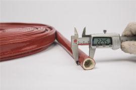 硅树脂玻璃纤维套管/自熄管/玻纤管