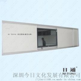 日通搪瓷白板 耐刮花磁性白板 高檔寫字板
