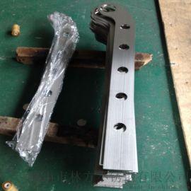 玻璃不锈钢楼梯扶手 不锈钢栏杆立柱 楼梯立柱定做