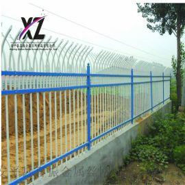 锌合金围墙护栏, 防翻越围墙护栏,围墙护栏锌钢