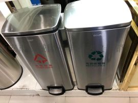 西安垃圾桶四分类垃圾桶18992812558