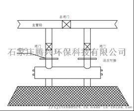 腾兴环保厂家定制紫外线消毒器 水箱自洁消毒器