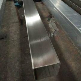 非标不锈钢大方管,大口径不锈钢方管