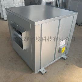 HTFC-15柜式离心风机箱 低噪声送风风机箱