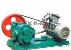 华潮牌LCW50/0.6高粘度罗茨泵