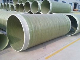 厂家供应玻璃钢夹砂管道