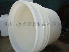 食品腌制桶. 防腐蚀圆桶400L