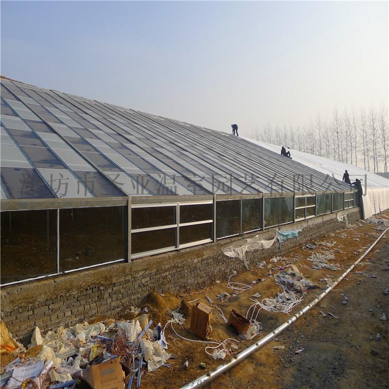 光伏溫室廠家 光伏溫室造價 溫室大棚工程