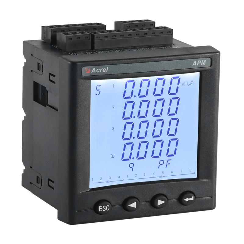 安科瑞APM800/MCP Profibus電能表