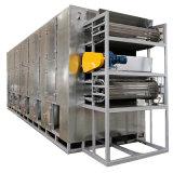 隧道式多层网带烘干机 中药材大型烘干机