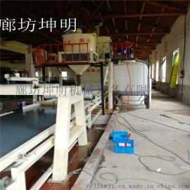 现货直销玻镁板设备 门芯板设备保质保量生产