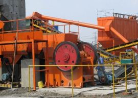 碎石生产线 矿石破碎生产线 石子生产线 石料生产线