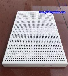 梧州冲孔铝单板 穿孔木纹铝板 穿孔铝单板供应商