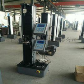 山东鑫达液晶显示型**化橡胶拉力试验机