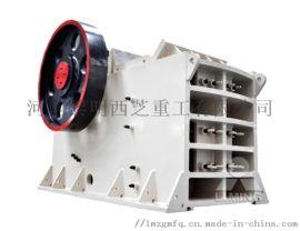 甘肃矿山颚式破碎机使用现状及维护情况