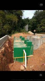 屠宰生猪地埋一体化污水处理设备