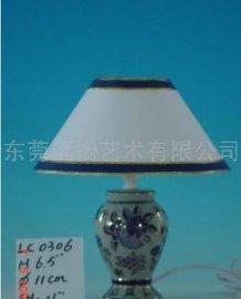 陶瓷灯饰工艺品(YY095)