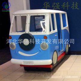 玻璃钢汽车吧台模型小吃店汽车小卖部仿真雕塑迈特威大型汽车外壳