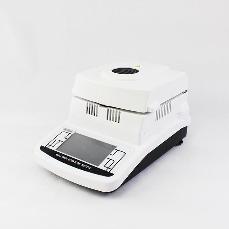MS105鹵素烘乾法鋁    水分儀 金屬粉末測水儀