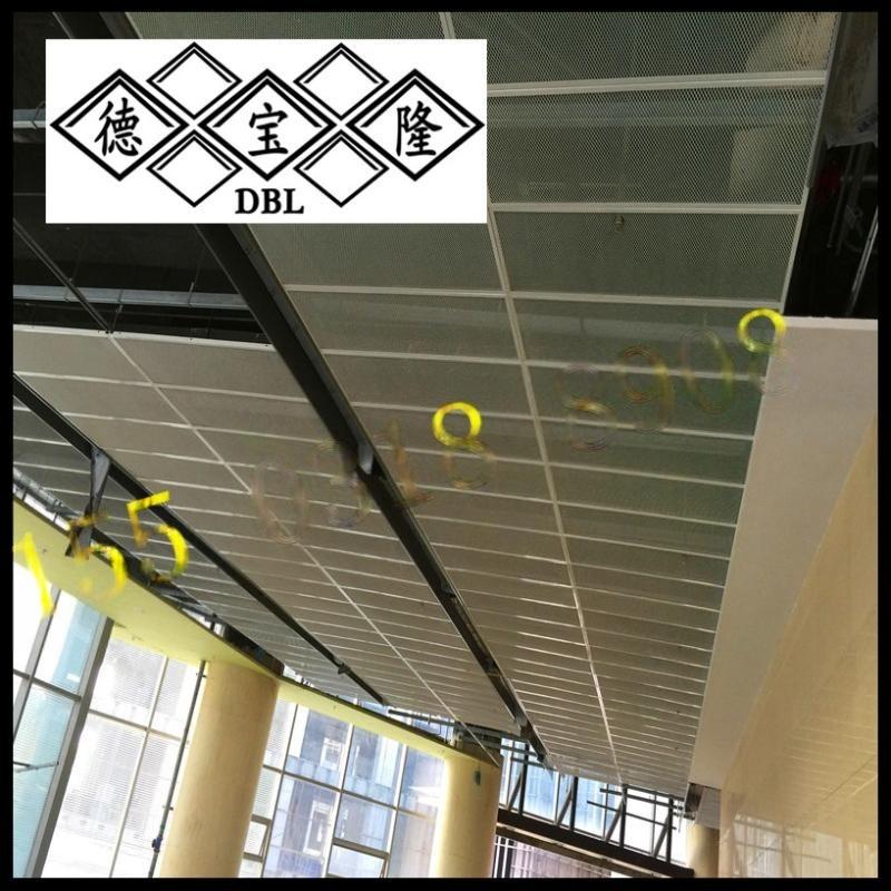 铝板网 外装饰铝板网 菱形铝板网